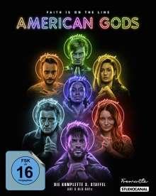 American Gods Staffel 3 (Blu-ray), 3 Blu-ray Discs