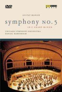 Gustav Mahler (1860-1911): Symphonie Nr.5, DVD