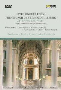 Wir sind das Volk - Konzert aus St. Nicolai Leipzig, DVD