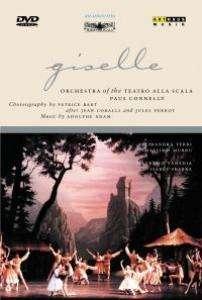 Ballett der Mailänder Scala:Giselle (Adam), DVD