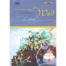 Royal Ballet School: Peter & der Wolf, DVD