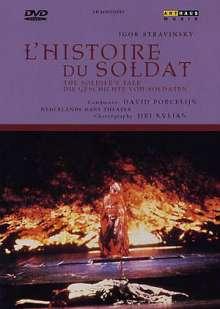 Igor Strawinsky (1882-1971): L'Histoire du Soldat, DVD
