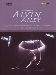 American Dance Theatre - A Tribute to Alvin Ailey, DVD