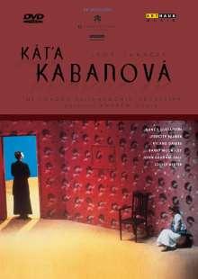 Leos Janacek (1854-1928): Katya Kabanova, DVD