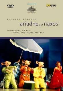 Richard Strauss (1864-1949): Ariadne auf Naxos, DVD