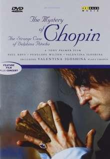 Frederic Chopin (1810-1849): Mystery of Chopin - The Strange Case of Delphina Potocka, DVD