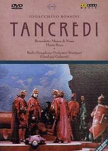 Gioacchino Rossini (1792-1868): Tancredi, DVD