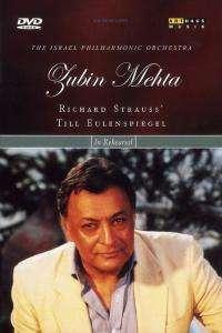 """Zubin Mehta probt & dirigiert """"Till Eulenspiegel"""", DVD"""