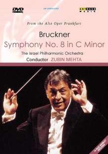 Anton Bruckner (1824-1896): Symphonie Nr.8, DVD