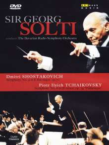 Sir Georg Solti in Concert, DVD