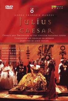 Georg Friedrich Händel (1685-1759): Giulio Cesare in Egitto, DVD