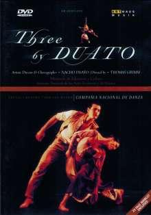 Compania Nacional de Danza  - Three by Duato, DVD