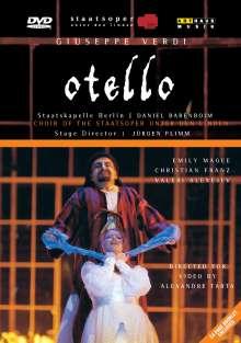 Giuseppe Verdi (1813-1901): Otello, DVD