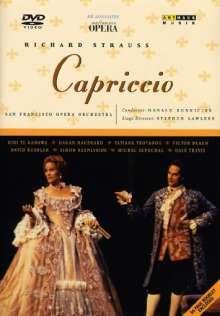 Richard Strauss (1864-1949): Capriccio, DVD