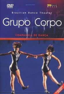 Grupo Corpo: Bach / O Corpo, DVD