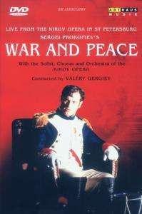 Serge Prokofieff (1891-1953): Krieg und Frieden op.91, 2 DVDs