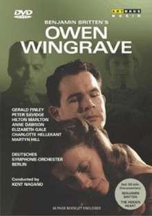 Benjamin Britten (1913-1976): Owen Wingrave, DVD