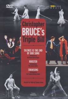 Christopher Bruce's Triple Bill, DVD