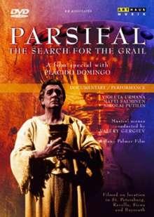 Richard Wagner (1813-1883): Parsifal (Ausz.), DVD
