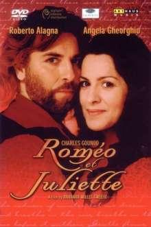 Charles Gounod (1818-1893): Romeo & Juliette (Opernverfilmung), DVD