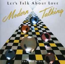 Modern Talking: Let's Talk About Love, CD