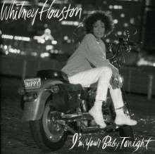 Whitney Houston: I'm Your Baby Tonight, CD