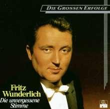 Fritz Wunderlich - Die unvergessene Stimme, CD