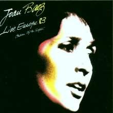 Joan Baez: Live In Europe '83, CD