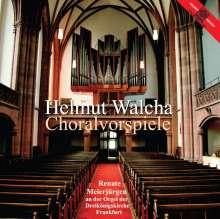 Helmut Walcha (geb. 1907): Choralvorspiele, CD