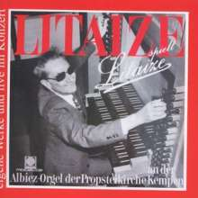 Gaston Litaize (1909-1991): Orgelwerke, CD