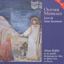 Olivier Messiaen (1908-1992): Livre du Saint Sacrement, 2 CDs