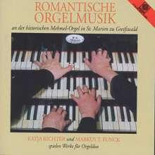 Romantische Musik für Orgelduo, CD