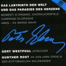 Petr Eben (1929-2007): Das Orgelwerk Vol.5, 2 SACDs