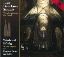 Winfried Bönig - Transkriptionen für Orgel, CD