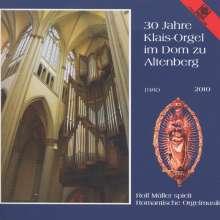 30 Jahre Klais-Orgel im Dom zu Altenberg, CD