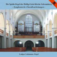 Ludger Lohmann - Symphonische Choralbearbeitungen, CD