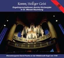 David Franke - Komm, Heiliger Geist, CD
