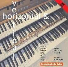 """Musik für Flöte & Orgel """"Horizontal & vertical"""", CD"""