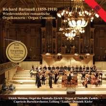 Richard Bartmuss (1859-1910): Orgelkonzerte Nr.1 & 2, CD