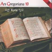 Ars Gregoriana 10 - Kyrie, CD