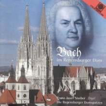 Bach im Regensburger Dom, CD