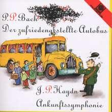 P.P.Bach:Der zufriedengestellte Autobus, CD