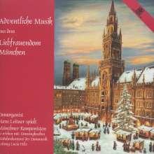 Adventliche Musik aus dem Liebfrauendom München, CD