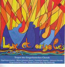 Tropen des Gregorianischen Chorals, CD