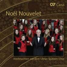 Die Ulmer Spatzen - Noel Nouvelet, CD
