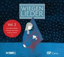 Wiegenlieder Vol.2, CD