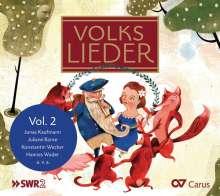 Volkslieder Vol.2 - Exklusive Volksliedersammlung, CD