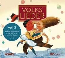 Volkslieder Vol.3 - Exklusive Volksliedersammlung, CD