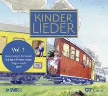 Kinderlieder Vol. 1 - Exklusive Kinderliedersammlung, CD