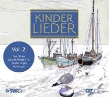 Kinderlieder Vol. 2 - Exklusive Kinderliedersammlung, CD